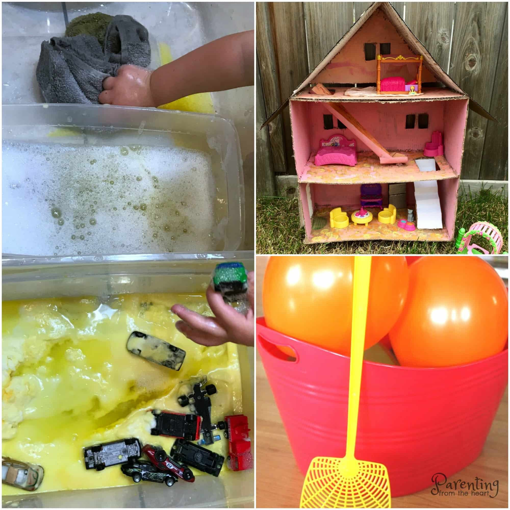 Rainy Day Toddler Activities for Those Days You're Stuck Inside