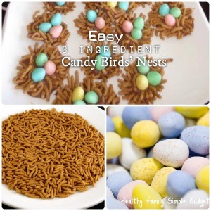 easy Easter crafts, simple Spring craft, Spring baking Parenting from the Heart