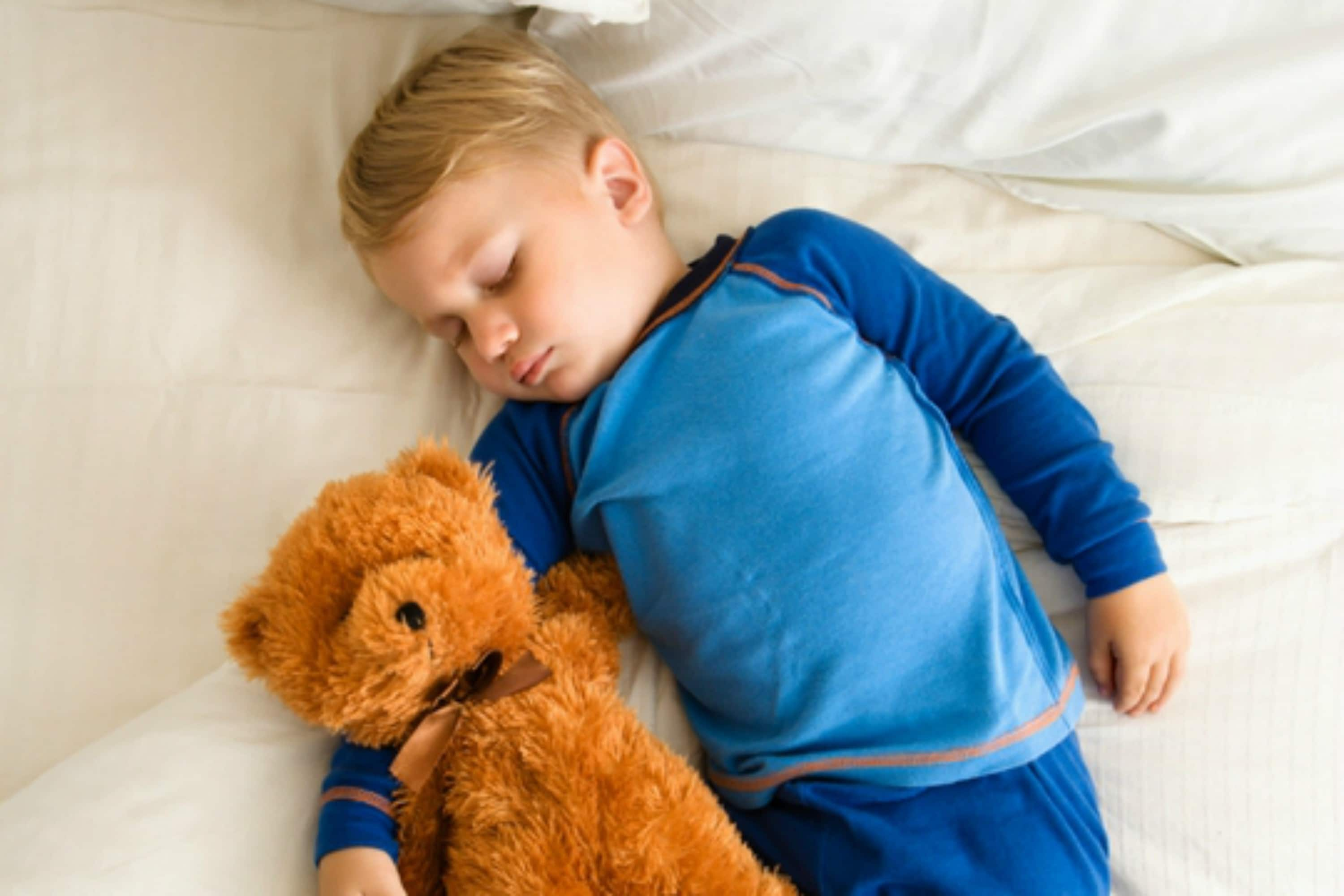 When Should a Toddler Stop Napping