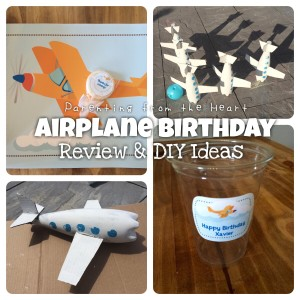 parentingfromtheheart parenting from the heart, airplanes, air plane birthday, birthday party ideas, boys birthday, DIY birthday, Parenting from the Heart