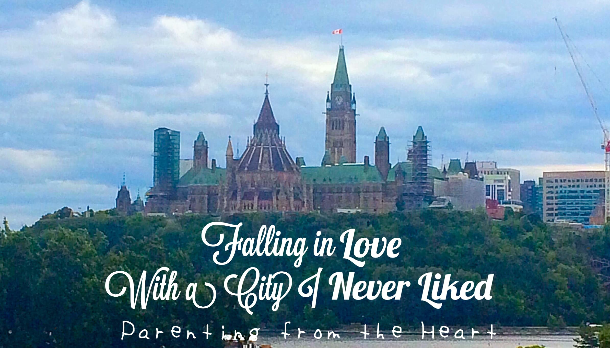 Falling in Love With a City I Never Liked | Parenting from the Heart