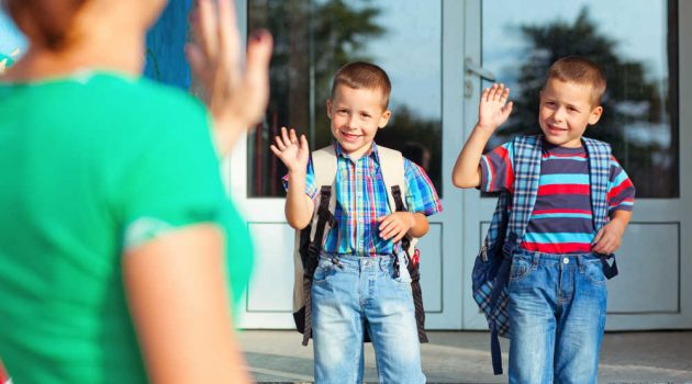 School Principal says to follow these tips for a successful start to kindergarten