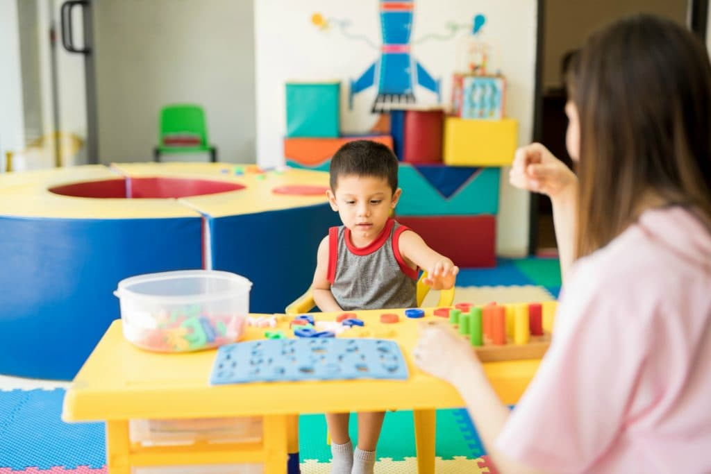 Here are six ways to promote language development in toddlers and young children. They're simple strategies that work. #languagedevelopment #parenting #parentingtoddlers