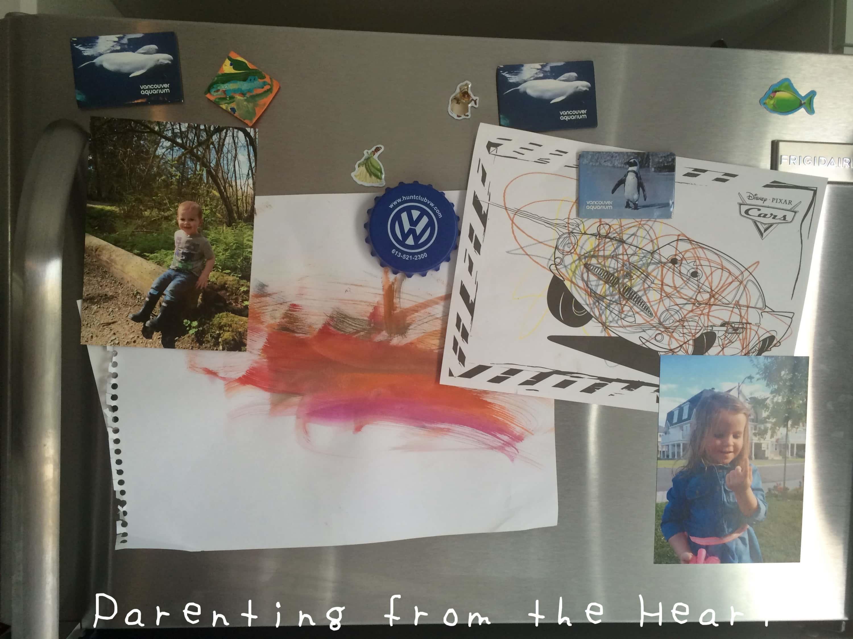 Three Display-Worthy Kid Keepsakes | Parenting from the Heart