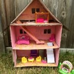 Take Your DIY Cardboard Dollhouse To the Next Level