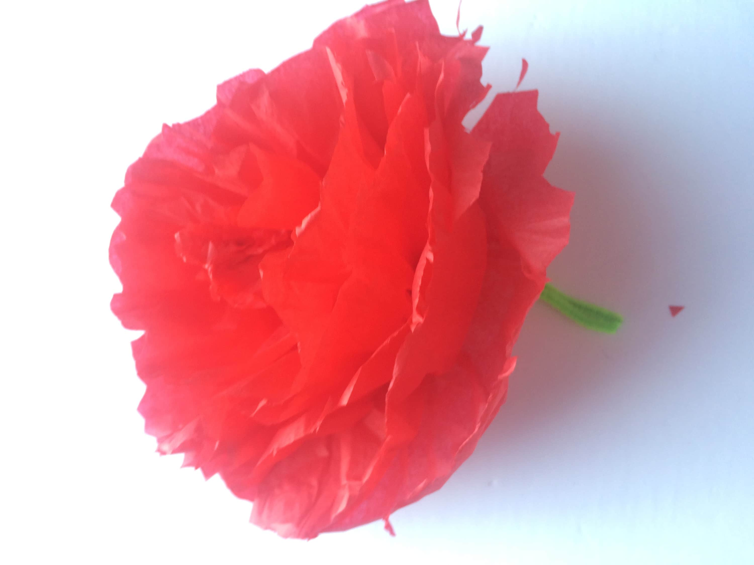 EASY to Make Fine Motor Flowers