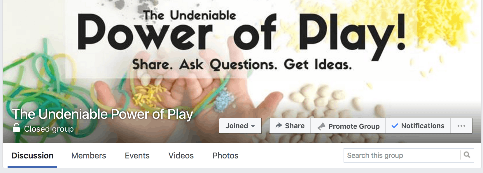 Join the play-based learning instachallenge #PowerofPlay52 on Instagram. Great for early childhood educational ideas, teachers, parents, preschoolers and toddlers