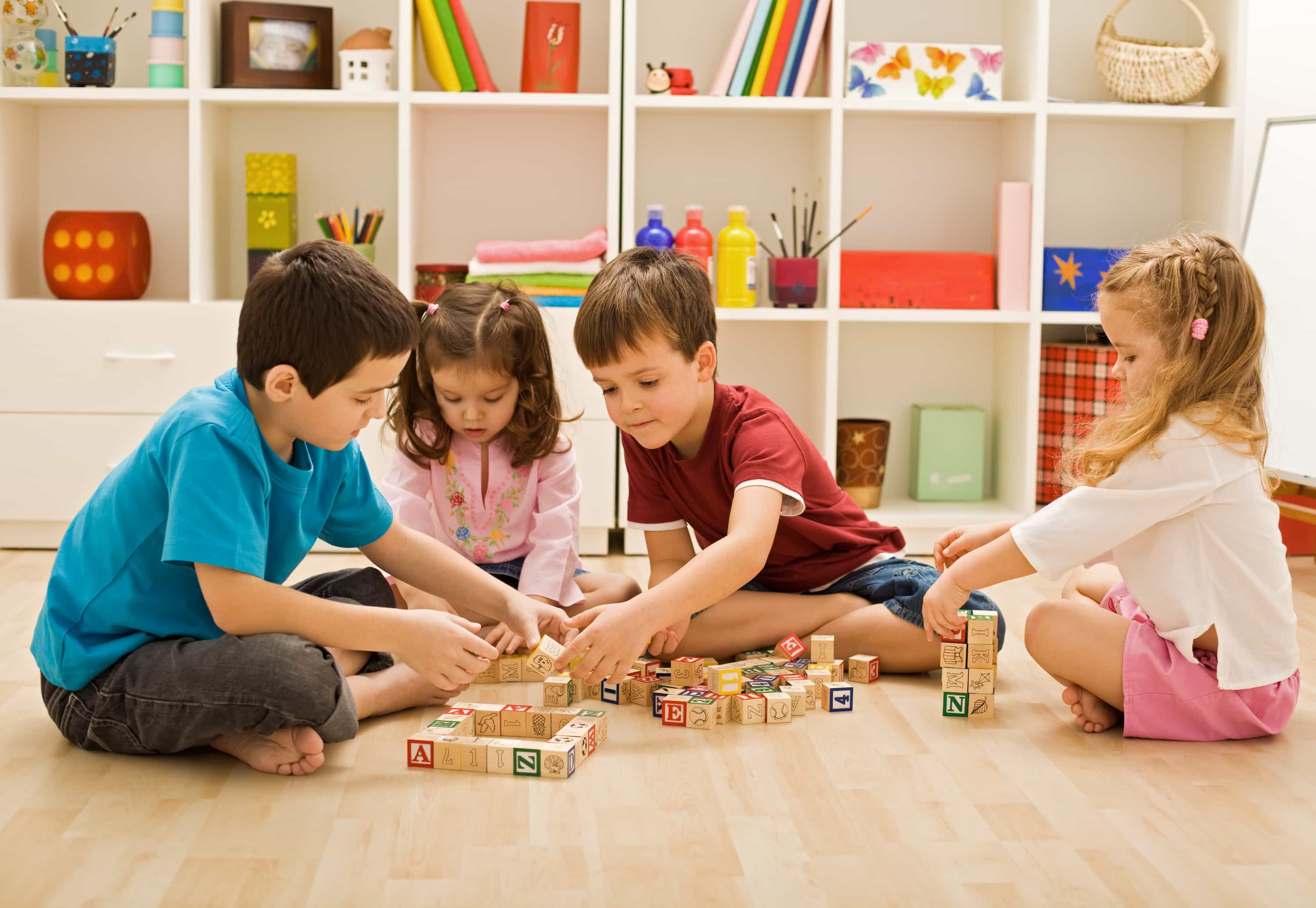 Play-Based Learning Activities