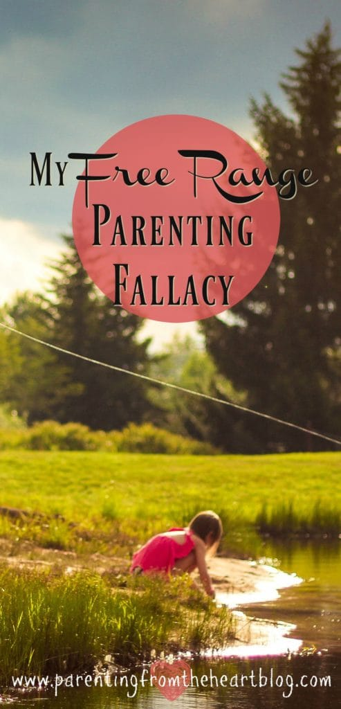 """I really didn't understand the limitations to my """"free range parenting"""" until I really starting getting kickback from my kids. This is what I've learned and how it's served us."""