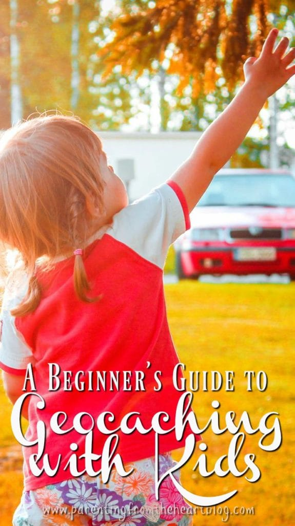 When I first wanted to try geocaching, I was intimidated. I had visions of being out in the woods with my two preschoolers looking for a needle in a haystack. Recently, we went on our first geocaching adventure and had a blast. Here is my beginners guide to geocaching with kids.