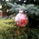 ABC Christmas Ornaments