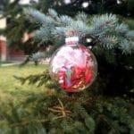 ABC Christmas Ornaments
