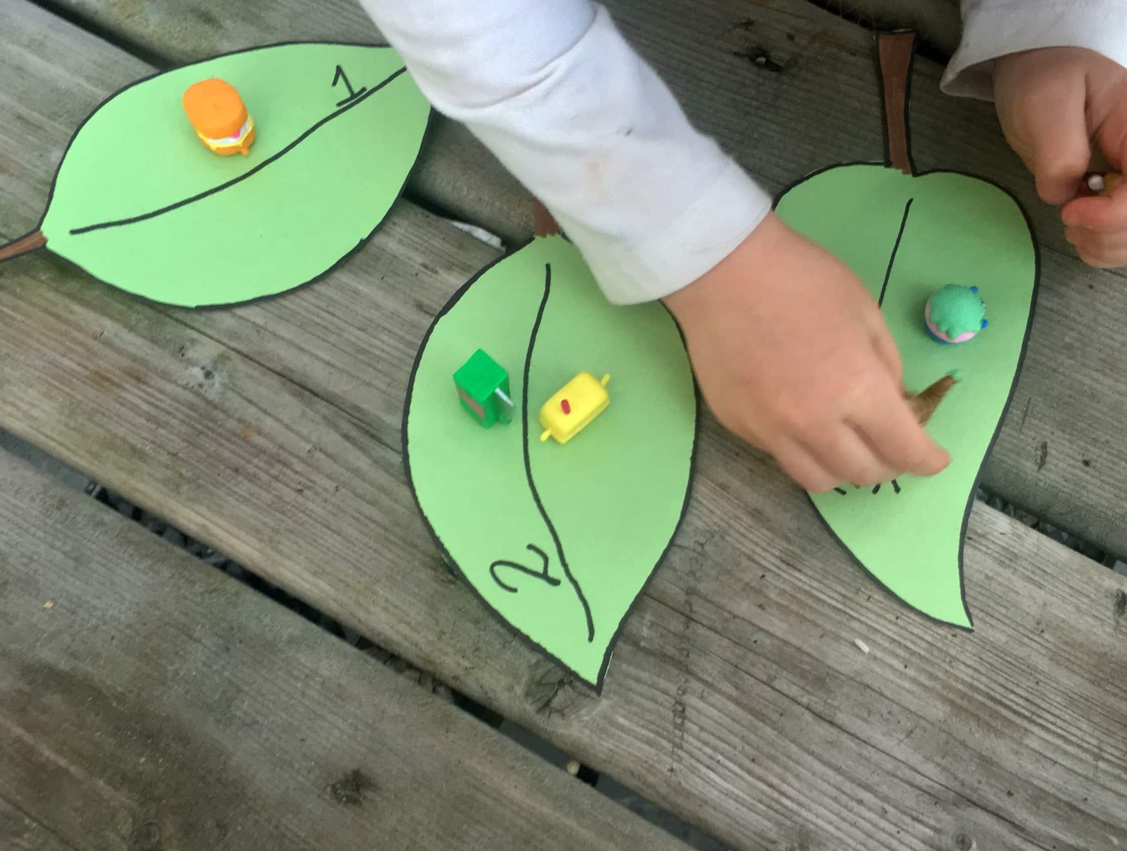 Learn with Shopkins: Teach Numeracy Using Manipulatives
