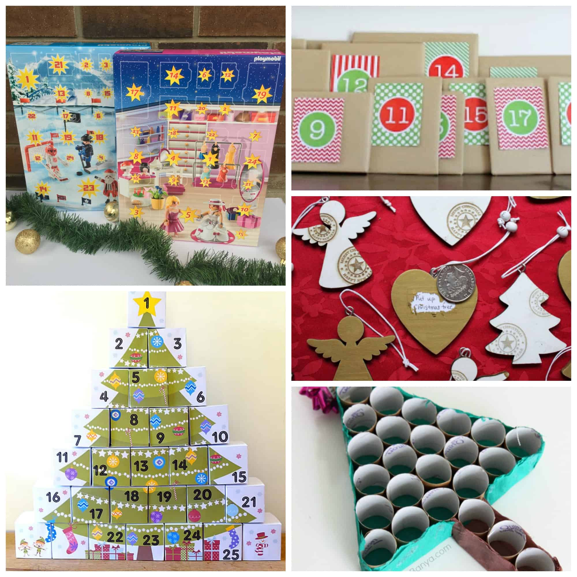 These 15 Advent Calendars Without Candy Will Make you Smile