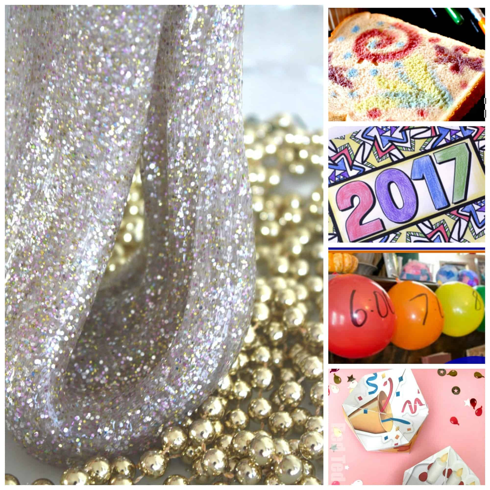 New Years Kids Activities: Simple ways for fun at home
