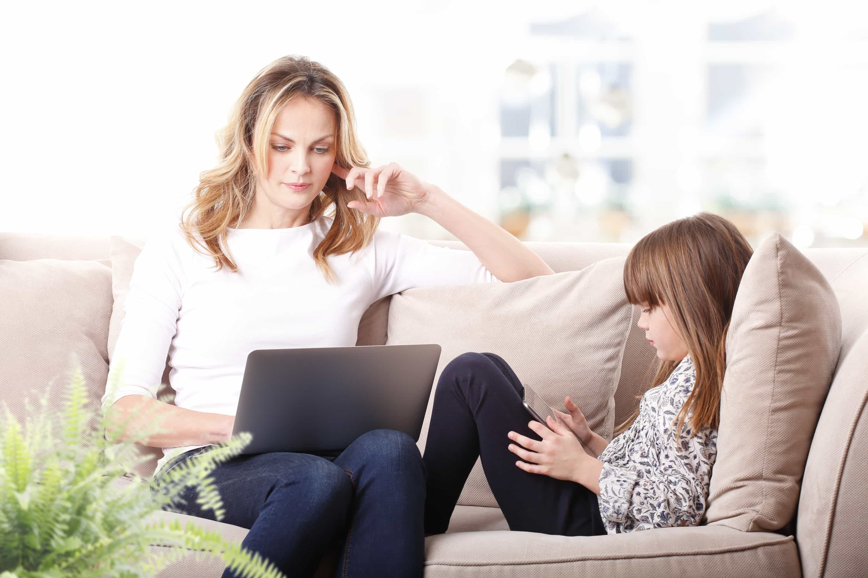Limiting Screen Time: When it's time to cut back & what to do