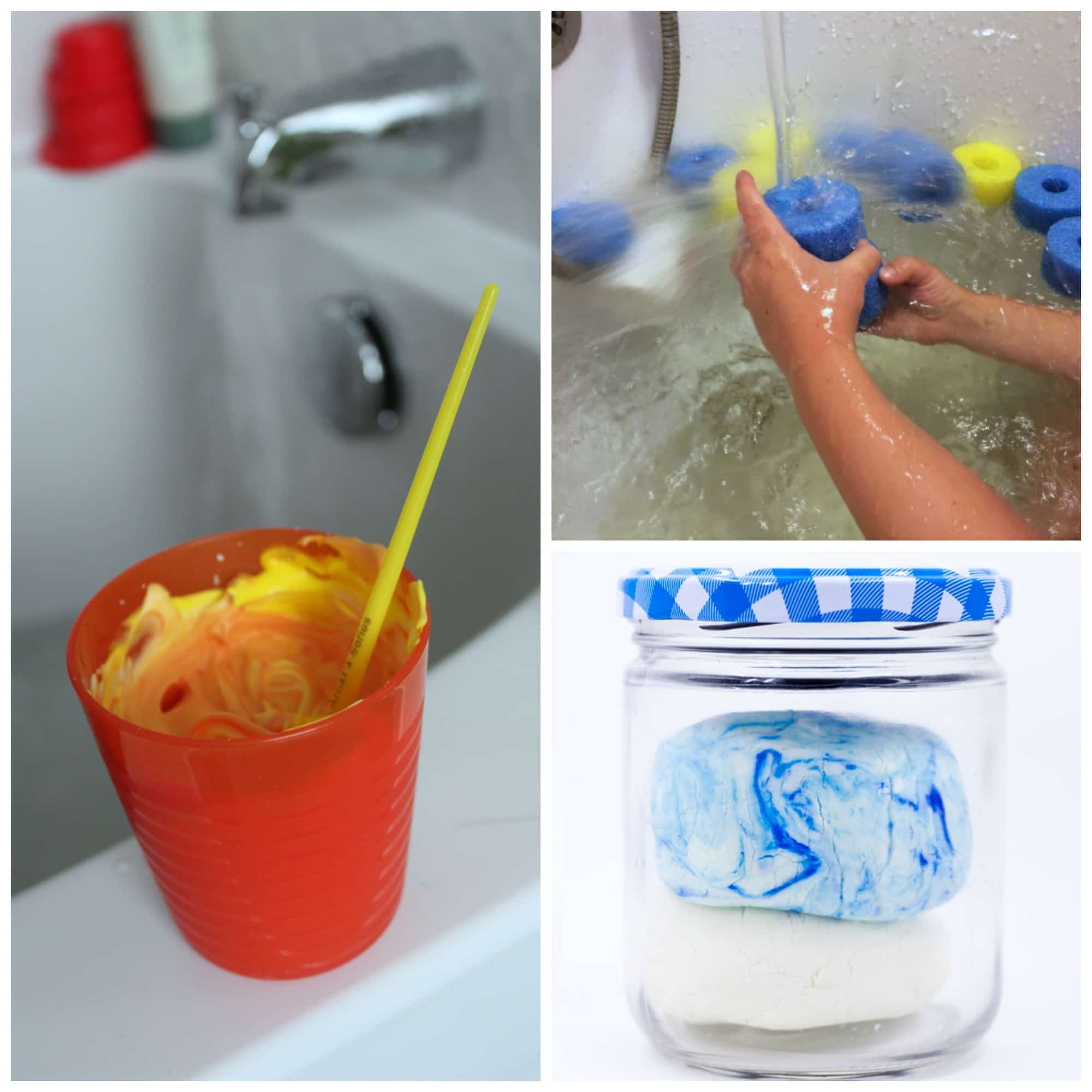 Fun Bath Time Activities for a Tear-Free Bath
