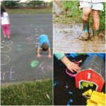 Low or No Prep Backyard Activities for Young Kids