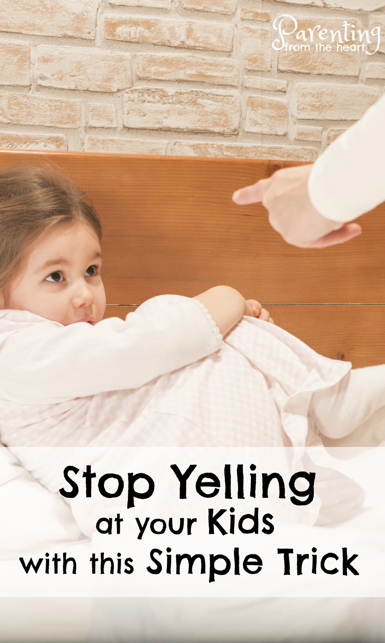 Stop yelling at your kids with this SIMPLE and effective strategy. Rooted in positive parenting, this tip stopped me from yelling at my kids and has helped calm our household greatly. #positiveparenting #parentingtoddlers #parenting #stopyelling #parentingfromtheheart #positivediscipline #motherhood #mindfulness