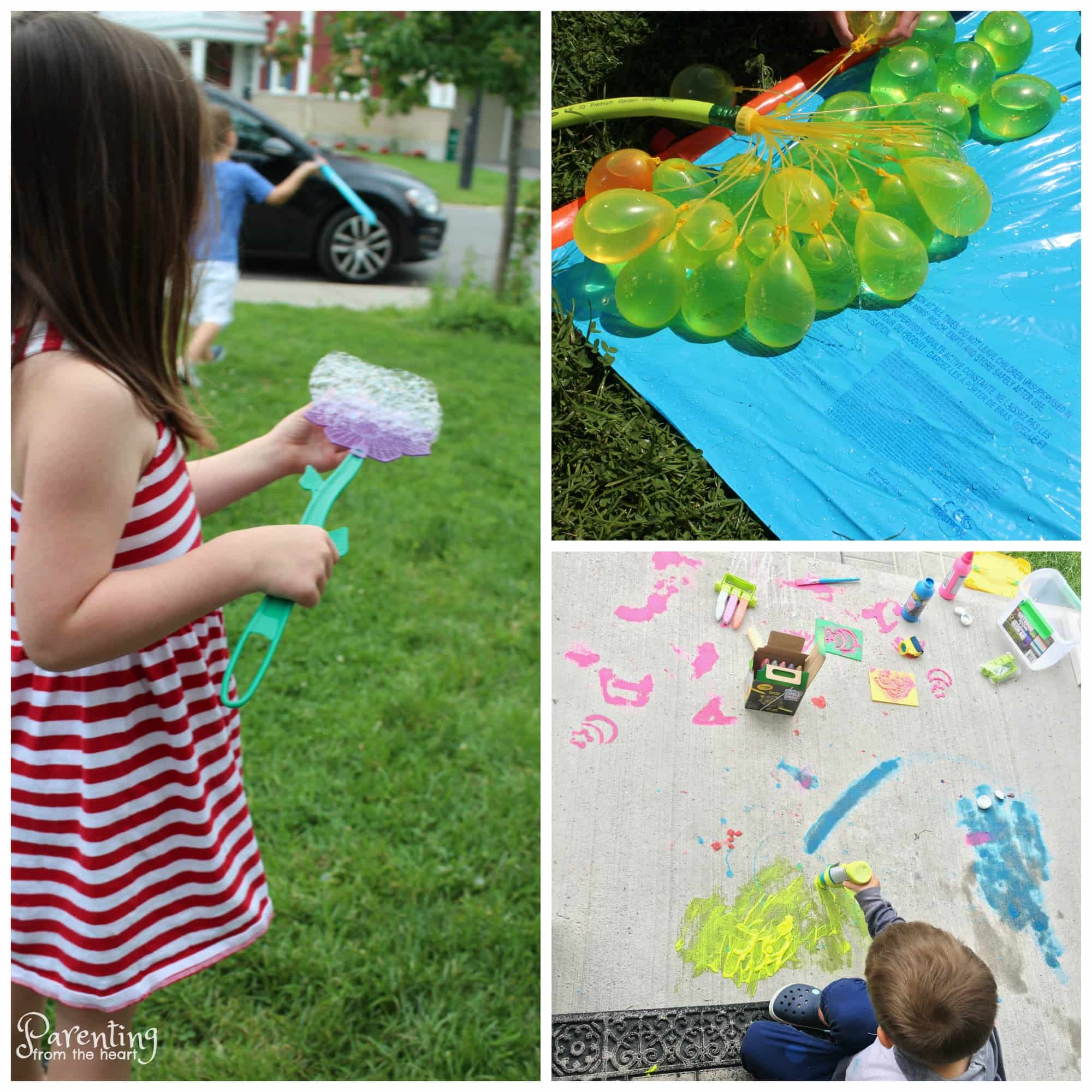 Simple Outdoor Kids Activities for Laughter and Fun