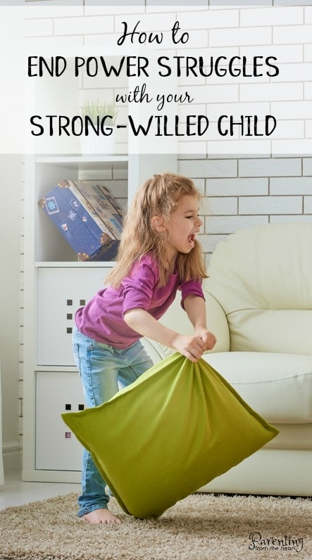A strong-willed child is both an incredible gift and an incredible challenge. Namely, getting a strong-willed child to cooperate is no easy feat. Find excellent positive parenting strategies to diminish power struggles and get your strong-willed child to listen and listen well.