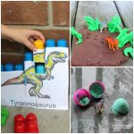 Dinosaurs for Kids: Play-Based Learning Activities with Printable Pack