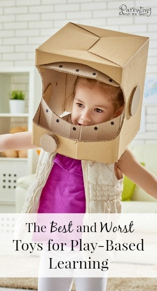 Find incredible play-based learning toy ideas for Christmas or birthdays. These truly are the best gifts for kids. #giftsforkids #playbasedlearningideas #learningthroughplay #besttoysforkids #christmasgiftsforkids