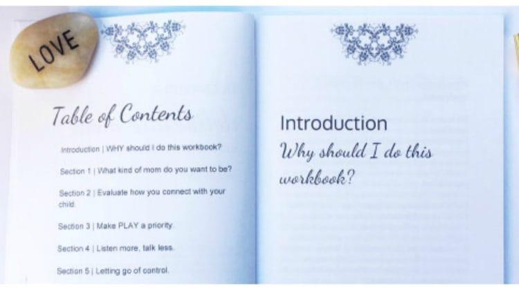 Positive Parenting bundle workbooks and action plan
