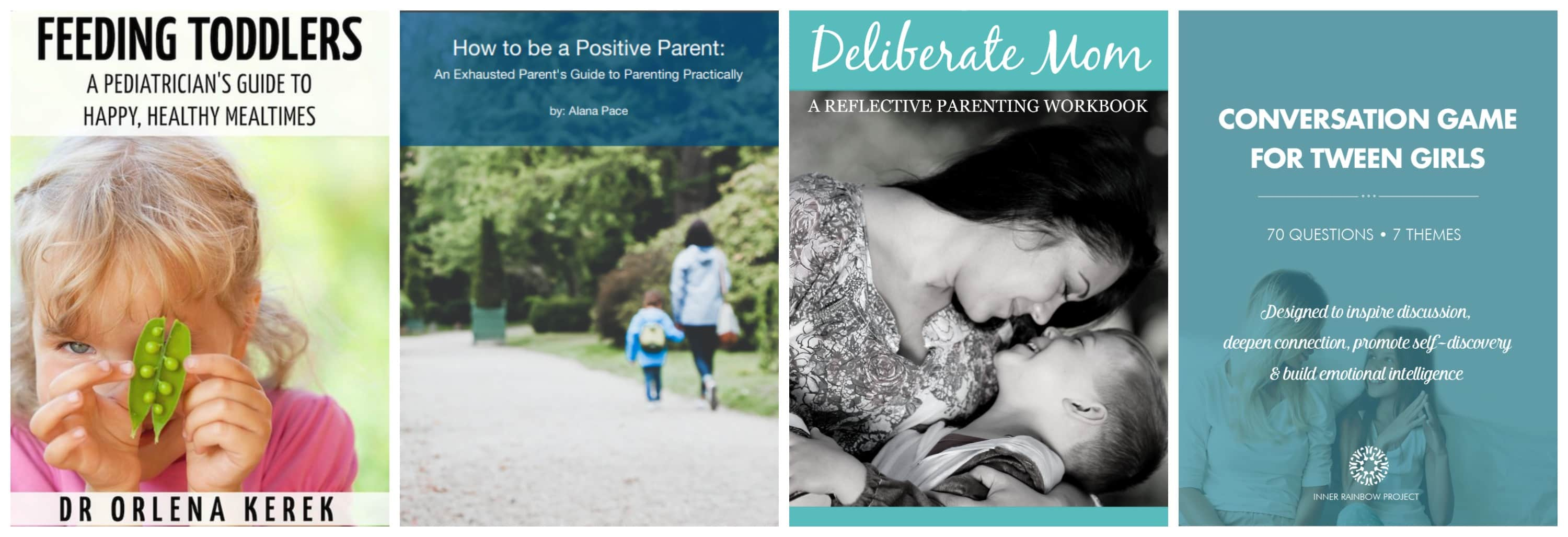 The Positive Parenting Bundle ebooks