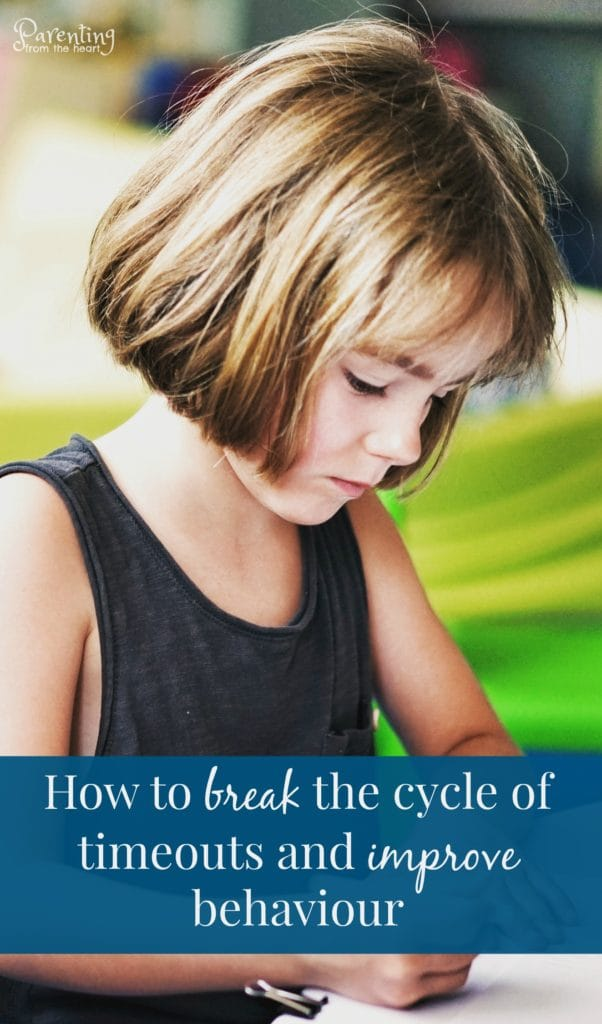 Break the cycle of timeouts by following these powerful ways of executing a time in. #positiveparenting #positivediscipline #parentingtoddlers #difficulttoddler #positivediscipline #parentingfromtheheart