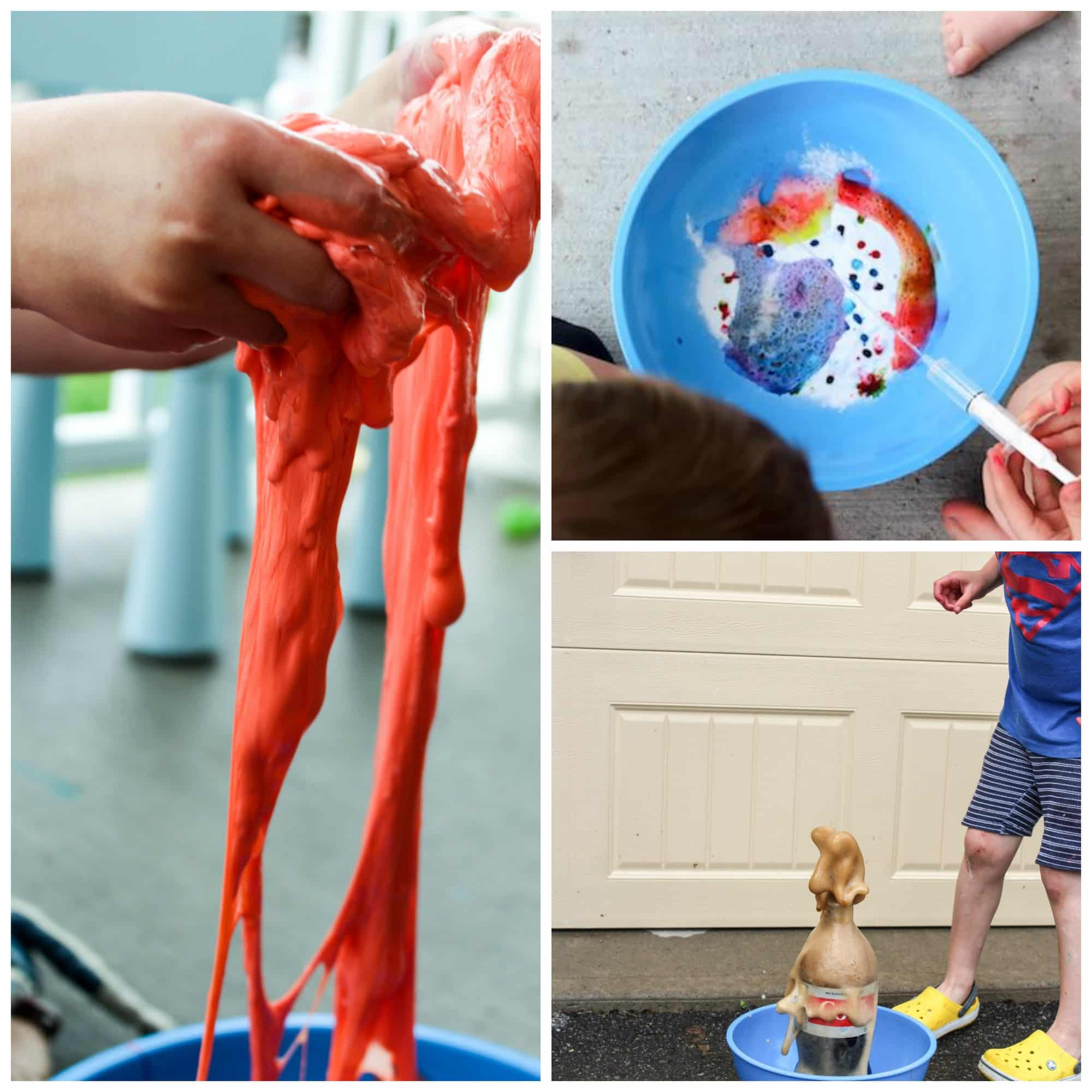 It doesn't take a science degree to execute simple science activities for preschoolers. In fact, all you need are common household items and minimal prep to teach children about physical and chemical reactions. Find basic ideas to promote physics and biology as well as three science activities for preschoolers here.