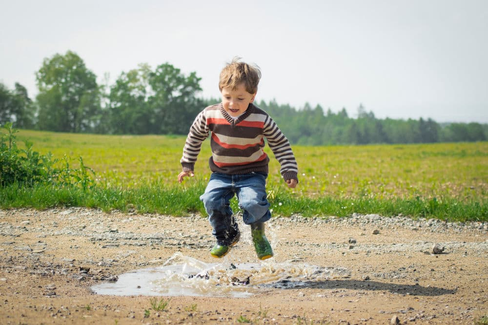 benefits of more outdoor play