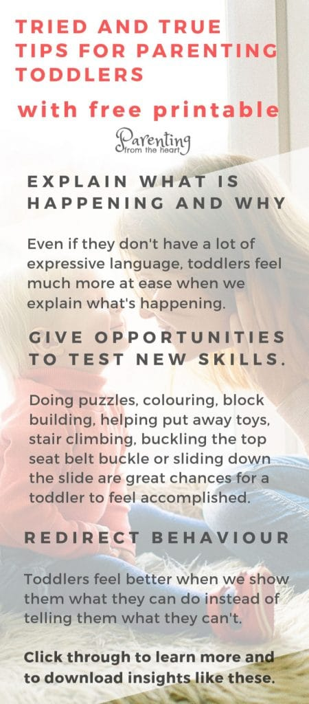 Toddlerhood can be challenging. They are strong-willed, prone to tantrums and don't have a great sense of danger. But, they want to do everything on their own. So what are the best tips for parenting toddlers? Find out what science says are the most powerful tips for parenting toddlers. #parenting #positivediscipline #Positiveparenting #parentingfromtheheart