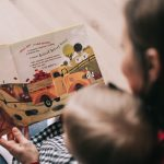 reading to toddlers increases their vocabulary and decreases stress levels